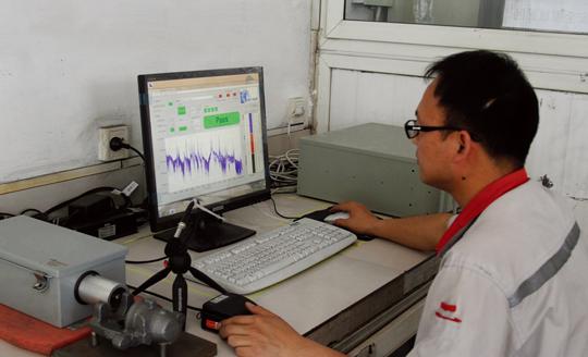 固有频率测试仪