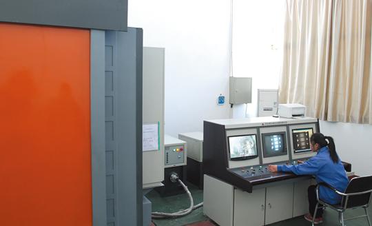 X optical machine