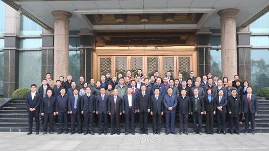 华翔集团成功承办中国铸造协会八届二次常务理事会议