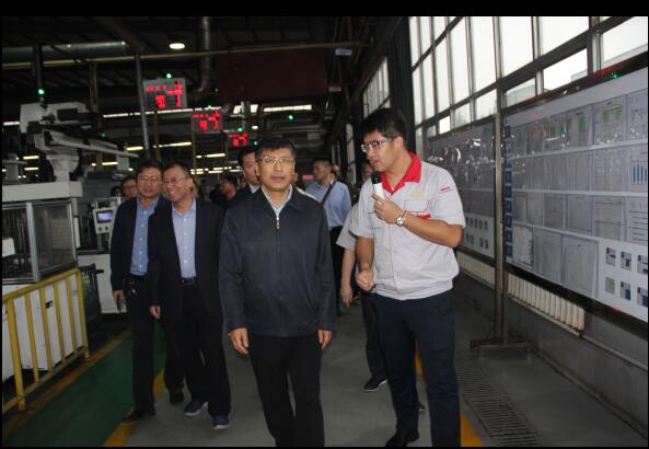 Lu jianming, deputy director of the provincial party committee organization department and director